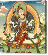 Dorje Yudronma Acrylic Print