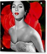 Dorothy Dandridge Acrylic Print