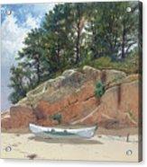 Dory On Dana's Beach Acrylic Print
