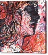 Dottie Lux Acrylic Print