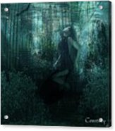 Double Exposure Acrylic Print