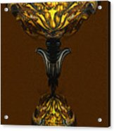 Double Lamp Acrylic Print