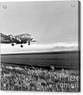 Douglas C-54 Skymaster, 1940s Acrylic Print
