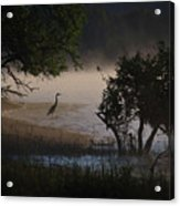 Douglas Lake Acrylic Print