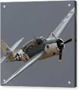 Grummantbf Avenger 2011 Chino Planes Of Fame Acrylic Print