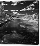 Dover Slough 2 Acrylic Print