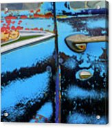 Down In The Dumps 9 Acrylic Print