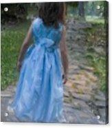 Down The Path Acrylic Print
