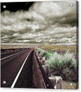 Down The Road Acrylic Print