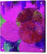 Downpour 3 Acrylic Print