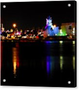 Downtown Disney  Acrylic Print