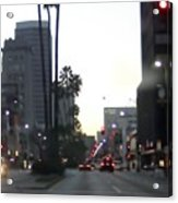 Downtown Los Angeles 0698 Acrylic Print