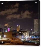 Downtown New Orleans Acrylic Print