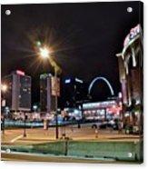 Downtown Saint Louis Acrylic Print