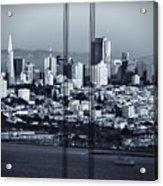 Downtown San Francisco Acrylic Print
