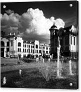 Downtown Tomsk Acrylic Print