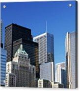 Downtown Toronto Acrylic Print