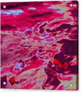 Dp Stone Impressions 11 Acrylic Print