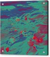 Dp Stone Impressions 7 Acrylic Print