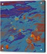 Dp Stone Impressions 8 Acrylic Print