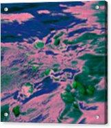 Dp Stone Impressions 9 Acrylic Print