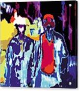 Dr Acrylic Print