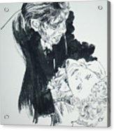 Dr. Jekyll As Mr. Hyde Acrylic Print