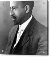 Dr. W.e.b. Du Bois, African American Acrylic Print