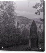 Dracula's Hill Acrylic Print
