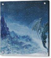 Dragon Born. Acrylic Print