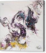 Dragon Breathe Acrylic Print