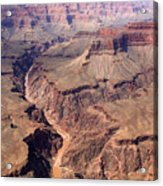 Dragon Corridor Grand Canyon Acrylic Print
