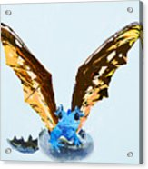 Dragon Hatching Acrylic Print