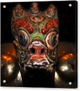 Dragon Of Nepal Acrylic Print