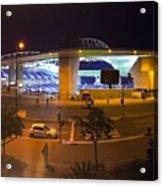 Dragon Stadium Acrylic Print