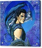 Dragoneer Acrylic Print