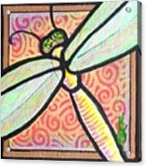 Dragonfly Fantasy 3 Acrylic Print