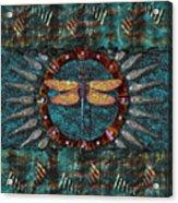 Dragonfly Lair Acrylic Print