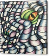 Dragon's Eye Acrylic Print