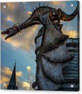 Dragons Glory  Acrylic Print