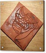 Dramaqueen 3 - Tile Acrylic Print
