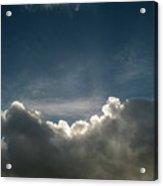 Dramatic Cloudy Sky Acrylic Print