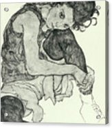 Drawings I Acrylic Print