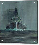 Dreadnought 1907 Acrylic Print