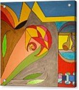 Dream 326 Acrylic Print