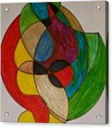 Dream 4 Acrylic Print