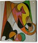 Dream 7 Acrylic Print