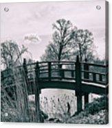 Dream Bridge Acrylic Print