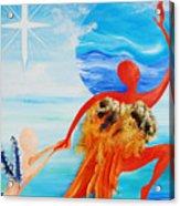 Dream Catcher Acrylic Print
