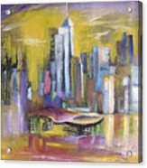 Dream City No.5 Acrylic Print